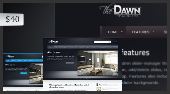 theDawn theme